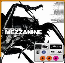 MASSIVE ATTACK - MEZZANINE - 2 CD