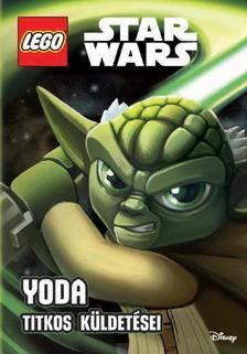 - - LEGO Star Wars - Yoda titkos küldetései