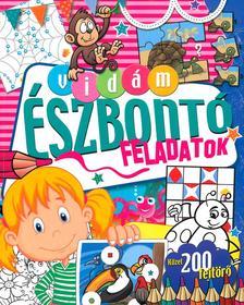 - VIDÁM ÉSZBONTÓ FELADATOK
