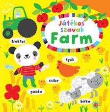 Stella Baggott - Játékos szavak - Farm