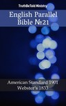 TruthBeTold Ministry, Joern Andre Halseth, Noah Webster - English Parallel Bible 21 [eKönyv: epub,  mobi]