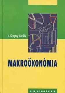 Gregory N. Mankiw - Makroökonómia