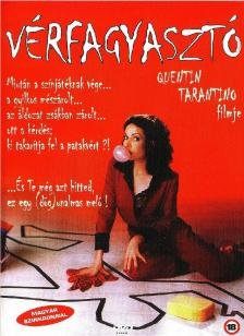 RED BRADROCK-Q.TARANTINO - VÉRFAGYASZTÓ DVD (CURDLED) ANGELA JONES,WILLIAM BALDWIN,RAMSAY,CORBIN,