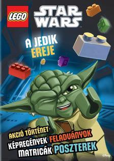 - - LEGO STAR WARS - A JEDIK HATALMA (POSZTERREL)