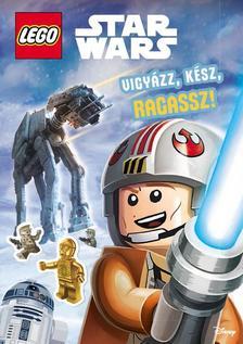 .- - LEGO Star Wars - Vigyázz! Kész! Ragassz! - Foglalkoztató matricákkal