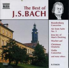 Bach - THE BEST OF BACH CD