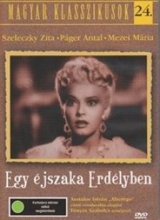 - EGY ÉJSZAKA ERDÉLYBEN  DVD