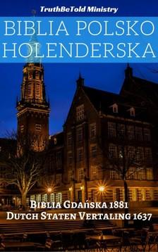 Joern Andre Halseth, Johannes Bogerman, TruthBeTold Ministry - Biblia Polsko Holenderska [eKönyv: epub, mobi]