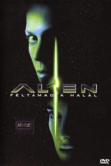 Jean-Pierre Jeunet - ALIEN 4. FELTÁMAD A HALÁL  DVD - EXTRA VÁLTOZAT