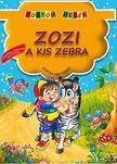 Zozi, a kis zebra - Pöttöm mesék<!--span style='font-size:10px;'>(G)</span-->
