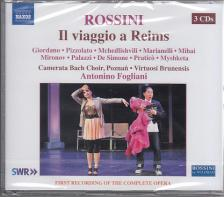 ROSSINI - IL VIAGGIO A REIMS,3 CD