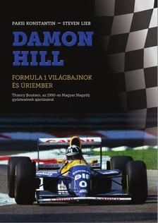 Paksi Konstantin - Steven Lieb - Damon Hill - Formula 1 világbajnok és úriember