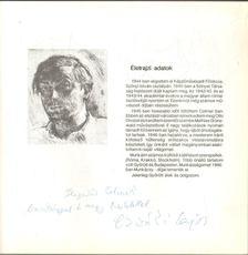 Almási Tibor - Cziráki Lajos (dedikált) (számozott) [antikvár]