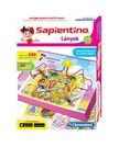 - Sapientino Lányok fejlesztő társasjáték