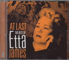 AT LAST-THE BEST OF CD (2010) ETTA JAMES