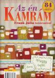 Az én kamrám. Frank Júlia tanácsaival és 84 öntapadó címkével (zöld cimkével) ###
