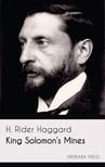 HAGGARD, H. RIDER - King Solomon's Mines [eKönyv: epub,  mobi]