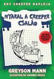 Greyson Mann - Nyaral a creeper család - Egy creeper naplója hatodik rész - Egy nem hivatalos Minecraft regény<!--span style='font-size:10px;'>(G)</span-->