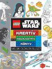 .- - LEGO Star Wars - Melyik oldalon állsz? - Kreatív foglalkoztató könyv<!--span style='font-size:10px;'>(G)</span-->