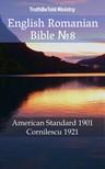 TruthBeTold Ministry, Joern Andre Halseth, Dumitru Cornilescu - English Romanian Bible 8 [eKönyv: epub,  mobi]