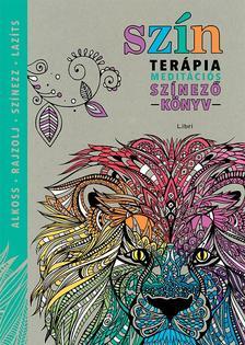 Színterápia - Meditációs színezőkönyv