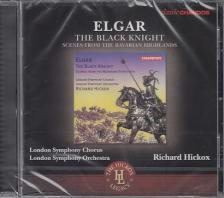 ELGAR - THE BLACK KNIGHT CD RICHARD HICKOX