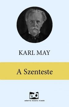 Karl May - A szenteste [eKönyv: epub, mobi]