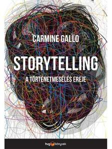 Carmine Gallo - Storytelling