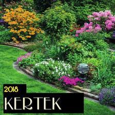 SmartCalendart Kft. - SG Naptár 2018 Kertek 33x33 cm