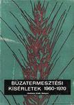 Dr. Bajai Jenő (szerk.) - Búzatermesztési kísérletek 1960-1970 [antikvár]