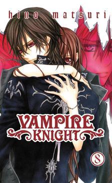Hino Matsuri - Vampire Knight 8.