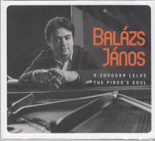 - A ZONGORA LELKE (THE PIANO'S SOUL) - BLÁZS JÁNOS CD