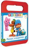 Zinkia Entertainment - POCOYO DVD 3. - Pocoyo,  a szuperhős! [DVD]