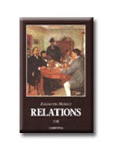 MÓRICZ ZSIGMOND - RELATIONS - (ROKONOK - ANGOL)