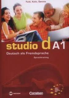 MX-453 - studio d A1 Sprachtraining (magyar kiadás)