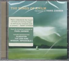 HANS ZIMMER - THE WINGS OF A FILM - THE MUSIC OF HANS ZIMMER CD
