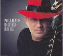 NEW GENERATION GUITAR BOSS CD PAULÉ LAKATOS