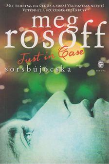 Meg Rosoff - Just in Case - Sorsbújócska [antikvár]