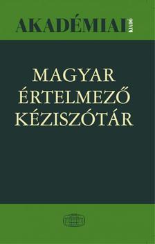 Magyar Értelmező Kéziszótár +Net