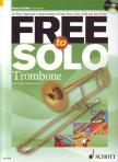 HUGHES, ROB & HARVEY, PAUL - FREE TO SOLO: TROMBONE WITH CD