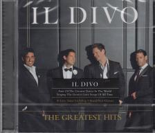 - IL DIVO THE GREATEST HITS CD