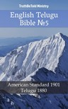 TruthBeTold Ministry, Joern Andre Halseth, Lyman Jewett - English Telugu Bible 5 [eKönyv: epub, mobi]