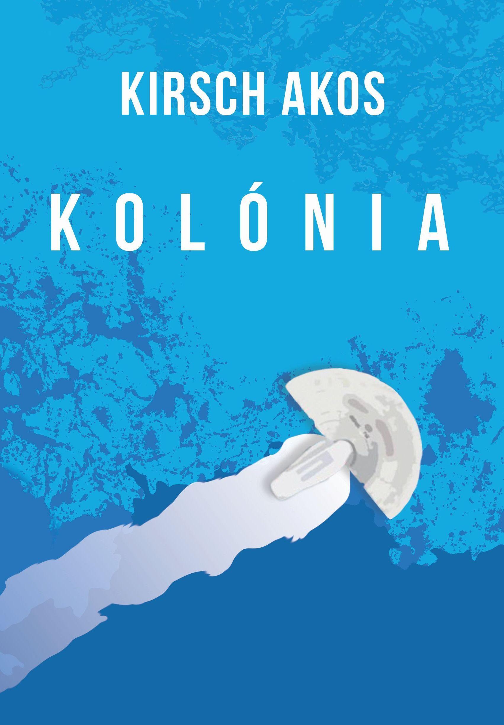 Kolónia borító