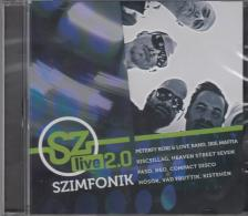 - SZIMFONIK LIVE 2.0 CD