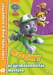 Mancs Őrjárat - Ismerkedj meg a csapattal! 5. - Rocky, az újrahasznosítás mestere<!--span style='font-size:10px;'>(G)</span-->