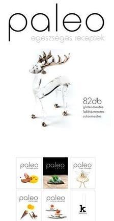 Paleo Receptek (5 könyv)