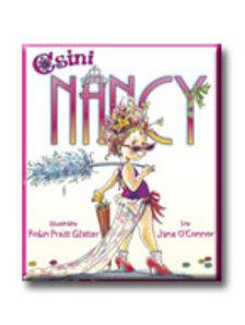 Jane O'Conner - Csini Nancy - KEMÉNY BORÍTÓS