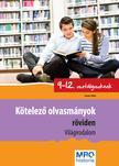 MRO Historia - Kötelező olvasmányok röviden 9-12. osztályosoknak - Világirodalom<!--span style='font-size:10px;'>(G)</span-->