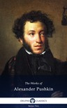Puskin - Delphi Works of Alexander Pushkin (Illustrated) [eKönyv: epub,  mobi]