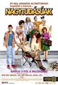 . - Nagytudásúak - DVD -